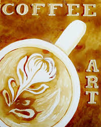 coffee art painting.  Art Coffee Painting  Art By Terry DeMars With Fine America