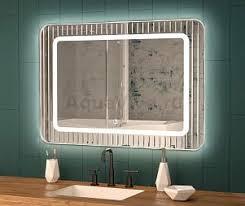 Прямоугольное <b>зеркало Mixline Фредо-7</b> 80x55 с подсветкой ...