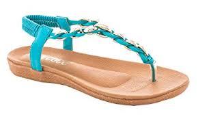 Coco Jumbo Shoes Size Chart Amazon Com Coco Jumbo Carol Girls Thong Sandals Sandals