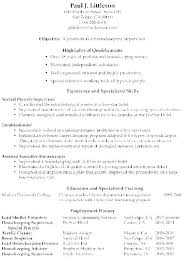 Executive Housekeeper Resume Amazing ♑ 48 Housekeeping Supervisor Resume