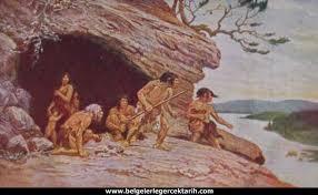 ilk insanların resimleri ile ilgili görsel sonucu