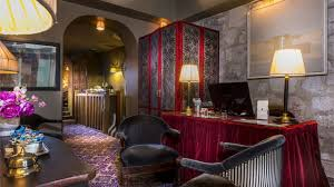 Hotel Odeon Saint Germain Paris France - YouTube