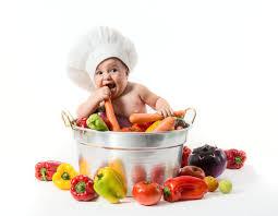 """Résultat de recherche d'images pour """"bebelusi cu fructe si legume"""""""