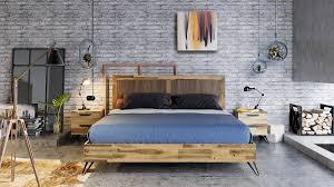 light wooden bedroom furnitures modern light. Modrest Sala Modern Light Wood Bed Wooden Bedroom Furnitures
