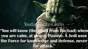 Famous Yoda Quotes Fascinating Famous Yoda Quotes Sayings