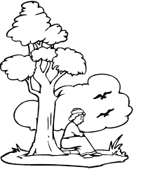 Small Picture Save Trees Coloring PageTreesPrintable Coloring Pages Free Download