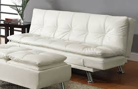 large size of seat chairs glamorous white couch bed leatherette upholstery tufted details chrome bedroomalluring large office chair executive furniture