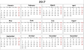 yearly calendar 2017 template 2017 printable calendar template holidays excel word