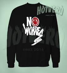 Trukfit No Worries Crew Neck Sweatshirt