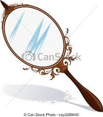 Hand mirror Stock Illustrations 4656 Hand mirror clip art images