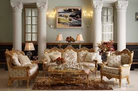 Tuscan Style Living Rooms | Filiphs Palladio: Italian Classic Hand-Carved  Royal Furnitures