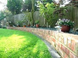 flower bed edging ideas wood new wooden garden borders awesome