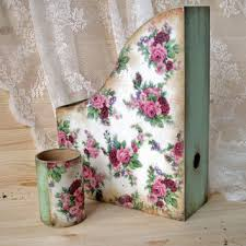 vintage style shabby chic office design. The Office Set Wooden Magazine Rack Vintage Style Rack Shabby Ch Vintage Shabby Chic Design