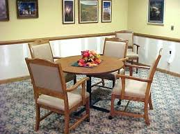 rolling dining chairs. Wheels For Dining Room Chairs Caster Rolling Innovative Ideas