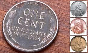1945 Wheat Penny Value Chart Rare World War Ii Era Wheat Pennies Worth 85 000 Today