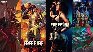 Top 5 Free Fire Wallpapers