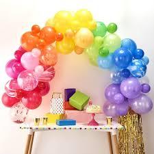 beautiful balloon wall in 5 easy steps