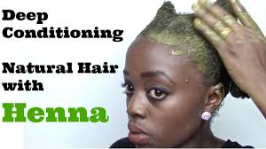 homemade deep conditioner for natural hair with henna linda barry
