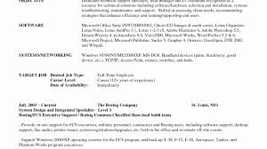 Software Support Specialist Sample Resume Unique Cover Letter For