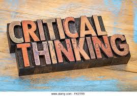 What It Means To Think Critically What Is Critical Thinking    Subjects