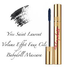 Yves Saint Laurent Volume Effet Faux Cils Babydoll Mascara - Style ...