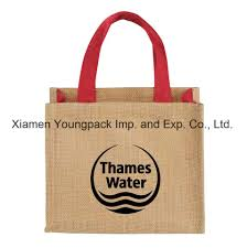china whole bulk custom promotional two tone small jute wedding tote gift bags china gift bags gift tote bags