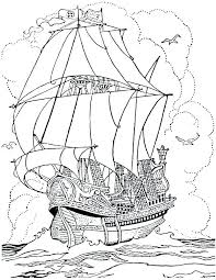 Disney Cruise Coloring Pages Coloring Pages Ship Coloring Pages War
