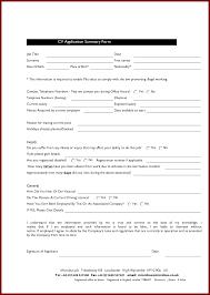 Form For Cv Download Templates Memberpro Co Application 69 Sevte