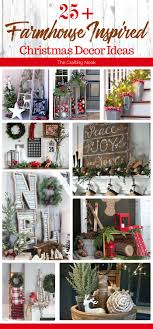25+ unique Farmhouse christmas trees ideas on Pinterest ...