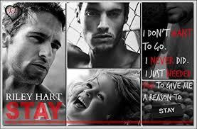 Stay (Blackcreek, #2) by Riley Hart