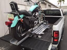 Motorcycle Loader