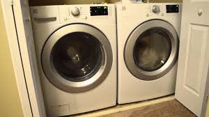 kenmore front load washer. Kenmore HE Front Load Washer Loud Noise During Rinse Cycle A