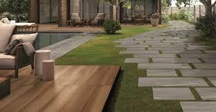 concrete garden tiles 3 categories of pavers concrete natural stone and porcelain unilock