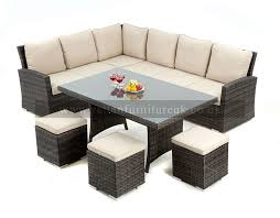 garden dining furniture rattan. new for 2014 zebrano rattan have this amazing garden corner sofa set that can be dining furniture l