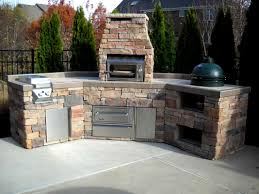 big green egg outdoor kitchen home design ideas and pictures