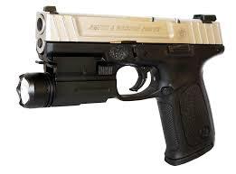 Kel Tec Pmr 30 Tactical Light Trinity Weaver Mounted Flashlight For Kel Tec Pmr 30 Handgun