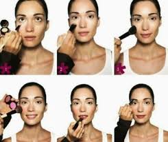 how to do professional makeup at home