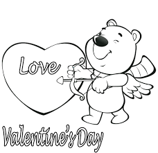 Small Picture adult valentine day coloring pages printable valentines day