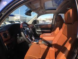 toyota 1794 interior 2018 tundra platinum interior