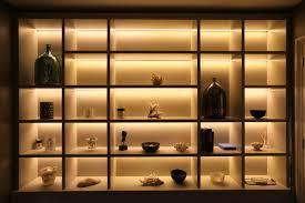 shelf lighting strips. Shelf And Display Lighting Using LED Contour Strips   Lighting Design  Light Fittings By John Cullen Shelf
