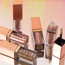 stila glitter glow liquid eyeshadows are sure to make you shine extra bright whenever you want something a little more attention grabbing it has a lot