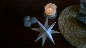 Weihnachtssterne Aus Papier Falten Advent Advent Ein
