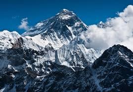 Higher Peak Altitude Chart Mount Everest Geology Height Facts Deaths Britannica
