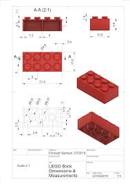 Imperial Brick Sizes Chart What Are The Dimensions Of A Lego Brick Bricks