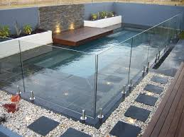 why choose glass pool fencing
