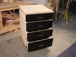 Workshop Cabinets Diy 61 Build A Simple Mobile Shop Storage Cabinet Part 2 Youtube