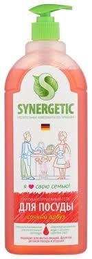 Synergetic Антибактериальный <b>гель для мытья посуды</b> Сочный ...