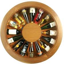 circle racks round wine rack wooden glass hanging furniture bed bath and beyond medium size k