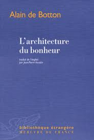 Larchitecture Du Bonheur Bibliothèque étrangère Mercure De