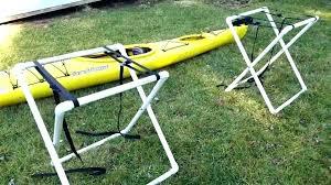 kayak rack garage outdoor kayak storage kayak garage racks how to build a kayak rack out